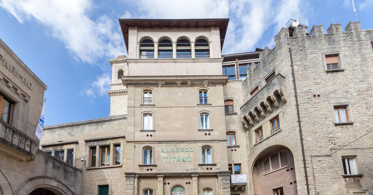 Hotel a San Marino | Hotel Repubblica di San Marino | Hotel Titano